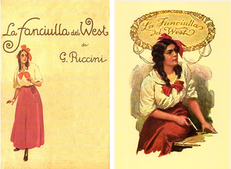 Two Fanciulla Poster